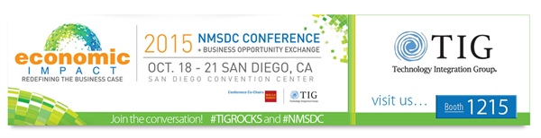 NMSDC Conference & Business Opportunity Exchange