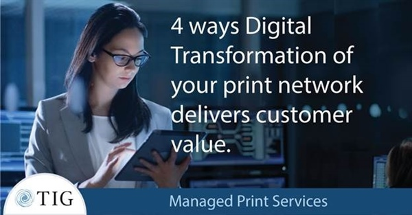 The Impact of Digital Transformation on Printing